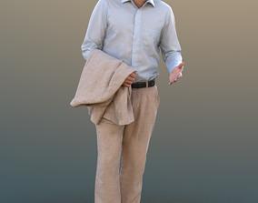 3D model Simon 10082 - Standing Business Man
