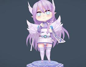 Chibi 3D Models | CGTrader