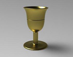 3D printable model PYTHAGORUS CUP