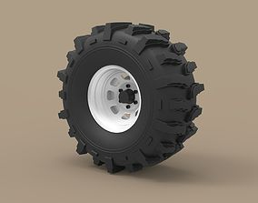 Offroad wheel 19 3D