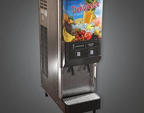 3D model Juicer Dispenser KTC - PBR Game Ready