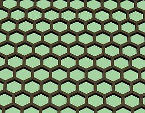 Printable Honeycomb mesh