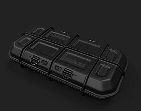 3D model Sci-Fi Box-03