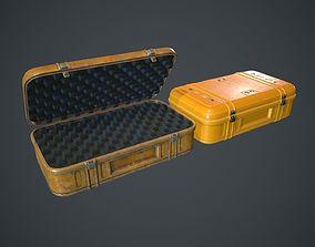 3D asset Metal Case PBR Game Ready