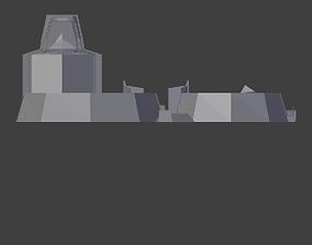 3D printable model Arctodus Head and Neck STL