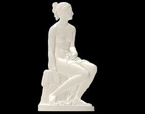 3D print model Nymph Untying Sandal at the Royal Academy