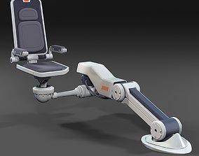 3D Chair Dental