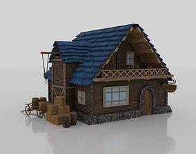 3D asset realtime Tavern