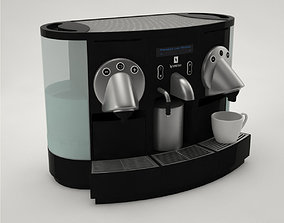 Pro - Coffee Maker Nespresso Aguila - Gemini 200 3D model