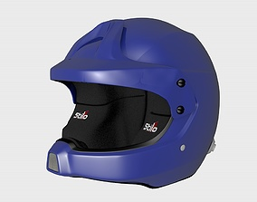 Stilo WRC Des helmet on SALE 3D