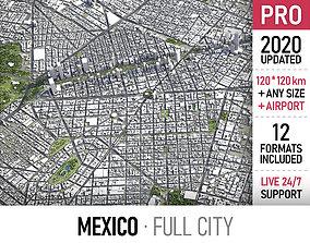 3D asset realtime Mexico