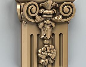 3D model Column Capital 006