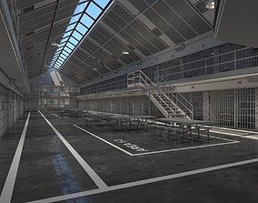 3D model Prison 002