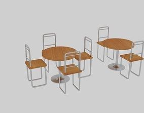 3D asset Ex Dining