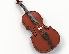 orchestra Violin 3D