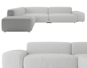 Plus Sofa by Lapalma 3D