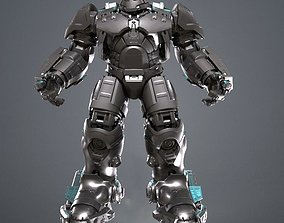Hulkbuster - 3D print model