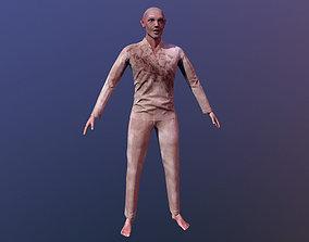 3D model Prisoner
