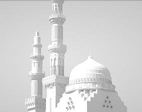 prophet Muhammad Mosque 3D