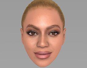 Beyonce Knowles 3D