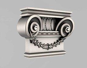 cnc Capitals 3D printable model