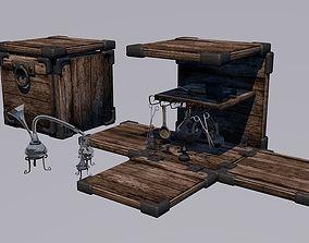 Alchemy Set 3D model