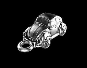 Car charm 3D print model