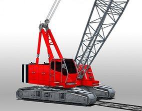 Yard Crane 3D