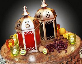 3D tableware Decorative Set