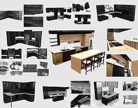 CGD Vol 6 Kitchens 3D
