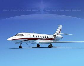 Dassault Falcon 2000 V10 3D model