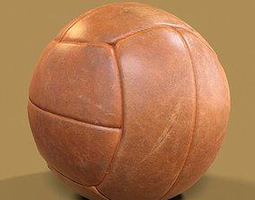 3D asset game-ready Ball Sport Fitness Training