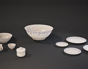 3D model Ceramics Game-Ready pbr