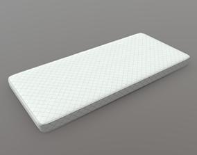 Mattress 3D asset
