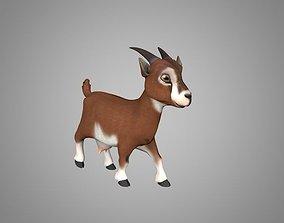 Goat or Goatling 3D model