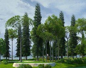 Golf Course 02 3D