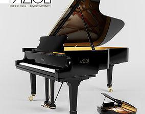 PIANO - FAZIOLI F212 3D