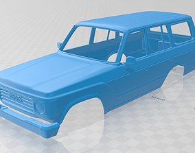 Toyota Land Cruiser J60 -1980 Printable Body Car