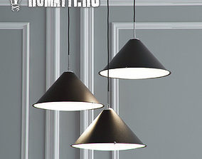 3D model Romatti Tom Dixon Cone Light Larg