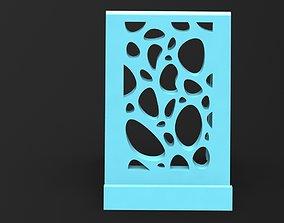 Water Phoneholder 3D print model