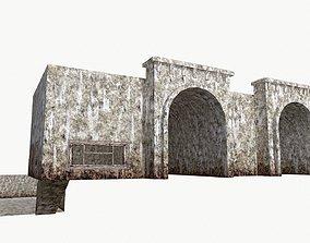 Tunnel 3D model VR / AR ready