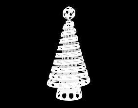 3D print model Parametric Christmas Tree