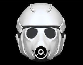 Stalker Exo Helmet 3D printable model