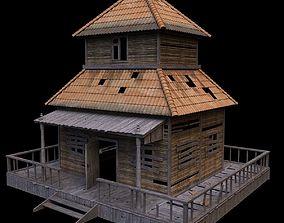 House 3D model old