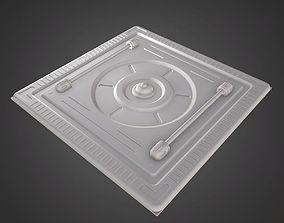 3D Sci-fi asset 2 - high poly