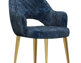 3D Deephouse Martin chair