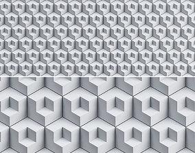 3D Panel - Celosia - Miranda Zevallos Johnson game-ready