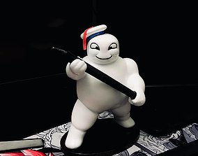 Mini Puft - Ghostbuster After Life 3D printable model 3