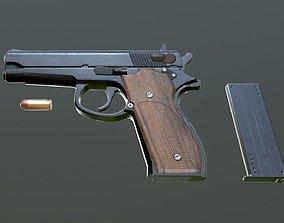 PISTOL Mk 22 3D asset