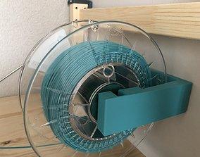 Filament Spool Holder System 3D printable model